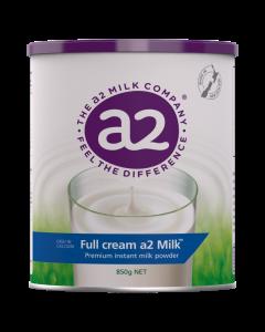 a2 Milk™ Full cream milk powder can