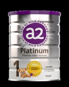 a2 Platinum® Premium infant formula: From birth