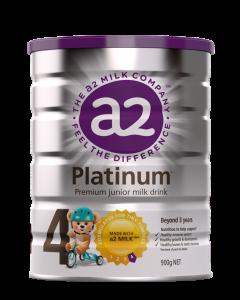 a2 Platinum® Premium junior milk drink: Beyond 3 years
